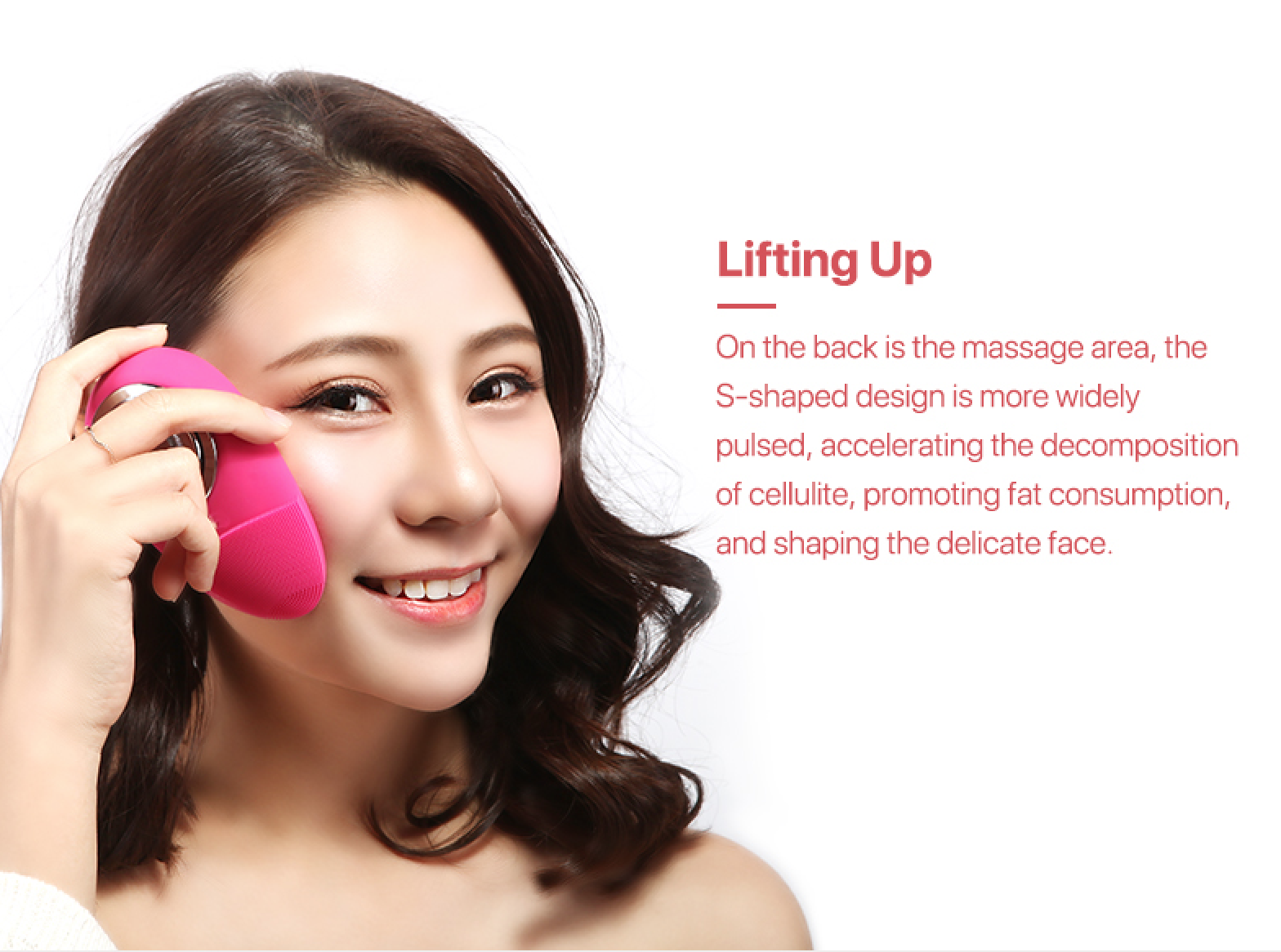 Multifunction Facial Cleaning Brush Vibe